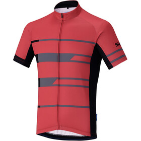 Shimano Team SS Jersey Men, red